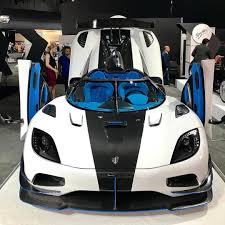 koenigsegg agera r 2017 white exotic koenigsegg agera rs1 at the new york auto show cars247