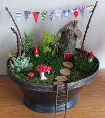 Mini Fairy Garden Ideas by Unleash Your Imagination U2013 Magical Fairy Garden Designs