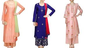 latest palazzo suit designs ideas for party daily wear palazzo