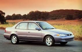 used 1999 toyota corolla sedan pricing for sale edmunds
