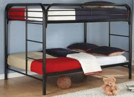 Nice Full Bed Bunk Bed With Wyatt Full Size Triple Bunk Bed - Full bed bunk bed