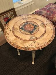 home decor stores nj round painted table estate sales furniture and home decor store