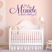 girl nursery quote wall sticker mirrorin notonthehighstreet girl nursery quote wall sticker