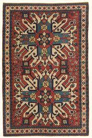 Antique Home Decor Online Eagle Kazak Chelaberd Karabagh Caucasian Antique Rug