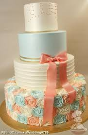218 best buttercream wedding cakes images on pinterest cream