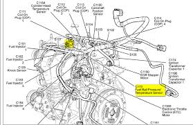 ford escape engine diagram ford wiring diagram instructions