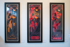 mondo u0027s tom whalen solo show u201cpulp menagerie u201d looks absolutely