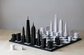 skyline chess u2013 beautiful chess sets inspired by london and new