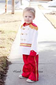 Prince Charming Halloween Costumes Prince Charming Ring Master Boy Costume White Handmadebyneva