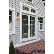 white exterior light fixtures outdoor wall lighting wayfair exterior light fixtures wall mount