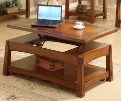 convert a coffee table that lifts up u2014 bitdigest design