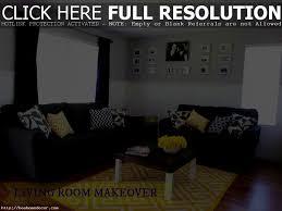 bedroom charming grey yellow orange living room design brown and
