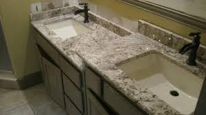 bathroom countertop white spring custom granite granite