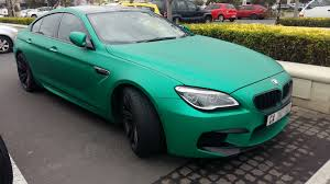 green bmw exoticspotsa week 33 2017