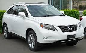 white lexus rx 350 file 2010 2011 lexus rx 350 ggl15r my11 prestige wagon 2011 04