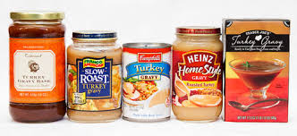 best pre made turkey gravy taste test store bought turkey gravy serious eats