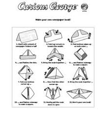 curious george party pbs kids printables attached to paper towel