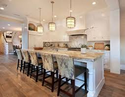 kitchens with large islands wearstler bengal bazaar contemporary kitchen brandon