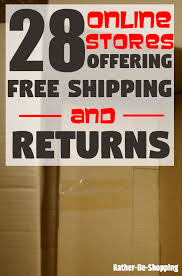 Totally Free Business Cards Free Shipping 28 Online Retailers That Offer Free Shipping And Returns
