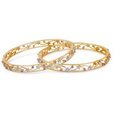 bracelet diamond designs images Diamond kada designs 2 50ct diamond 2 00 amethyst yellow gold jpg&a