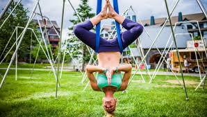 8 essential aerial yoga poses you have to try