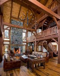 timber frame home interiors explore great room photo gallery davis frame timber frame homes