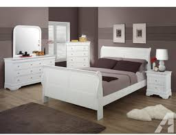 Bedroom Furniture Dallas Tx Furniture Charming Cinderella Full White 5pc Canopy Bedroom Set