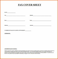 professional fax cover sheet template informal fax cover sheet
