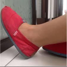 Sepatu Wakai sepatu wakai ori preloved fesyen wanita sepatu di carousell
