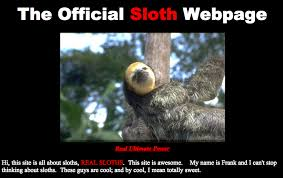 Sloth Whisper Meme - image 516136 sloths know your meme