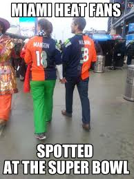 Seahawks Bandwagon Meme - miami heat fans spotted daily snark