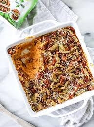 savory sweet potato casserole how sweet eats