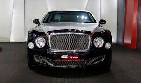 black bentley sedan used bentley mulsanne 2012 used cars in dubai