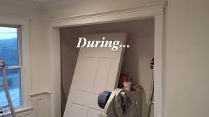 Craftsman Closet Doors Dan S Storage Room Molding Makeover The Of Moldings