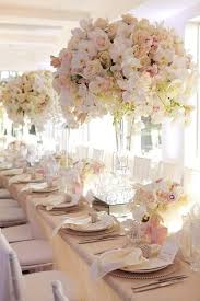 Glass For Tables by The 25 Best Flower Centerpieces Ideas On Pinterest Centrepiece