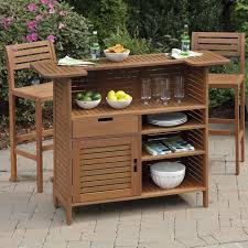 home styles montego bay storage cabinet home styles montego bay 3 piece eco friendly outdoor bar set ahfa