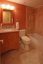 Recessed Bathroom Vanity by Small Bathroom Remodeling Fairfax Burke Manassas Remodel Pictures