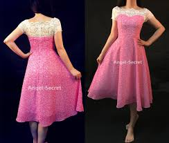 bm50 aurora inspired dress disneybound disneybounding pink