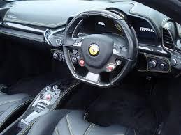 458 Spider Interior Classic Ferrari 458 Spider Dct For Sale Classic U0026 Sports Car