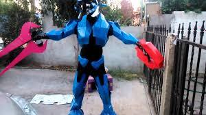 Halloween Costumes Halo Poligonal Halo Elite Costume