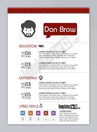 unique resume formats resume template design 57 best cv design