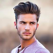 come over hairstyle presentation name