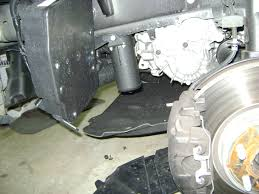 ford focus st ecu front bumper removal pic heavy