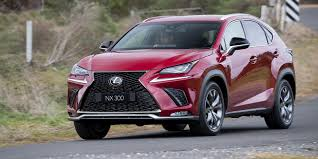 lexus crossover inside 2018 lexus nx pricing and specs photos 1 of 38