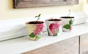 Garden Craft Terra Cotta Marker - guess what makes these terra cotta pots so cute false eyelashes