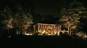 colonial house outdoor lighting artistic landscapes low voltage landscape lighting