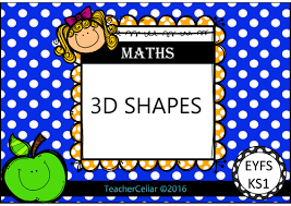 2d and 3d shape bingo cards by noaddedsugar teaching resources