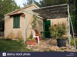 small country house in provence france stock photo royalty free