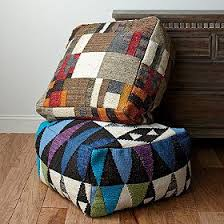 Pouf Ottoman Insert 110 Best Home Ottomans And Pillows Images On Pinterest Cushions