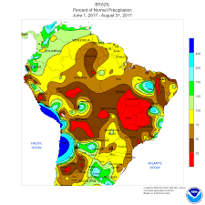 Future Temperature And Precipitation Change In Colorado Noaa 100 Rainfall Map Usa Global Climate Report Annual 2013 State Of